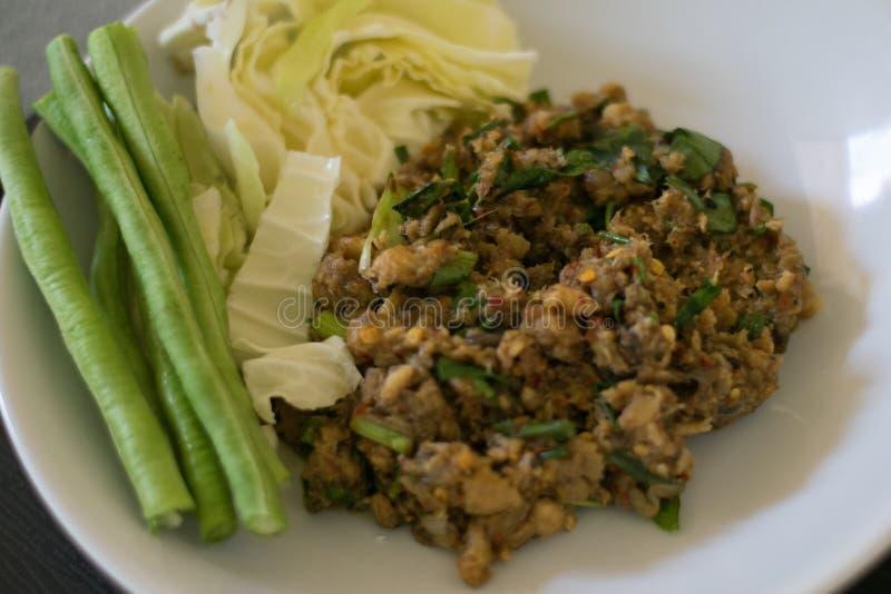 Тайское традиционное или Тайская кухня стоковые изображения rf