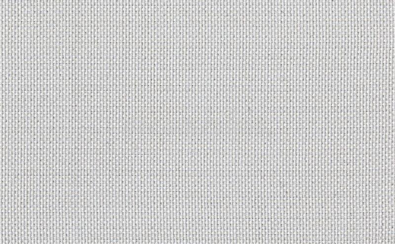 Текстура образца ткани цвета крупного плана белая Линия прокладки белый дизайн картины ткани или предпосылка драпирования абстрак стоковые изображения