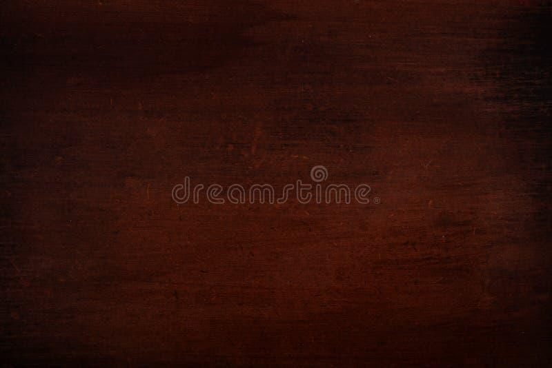 Темная предпосылка древесины чёрного дерева стоковая фотография rf