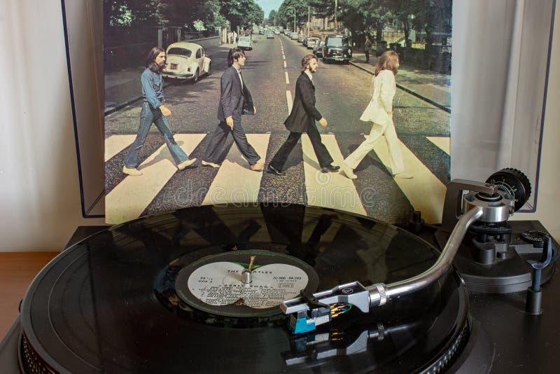 Фантастическое Beatles стоковое фото rf