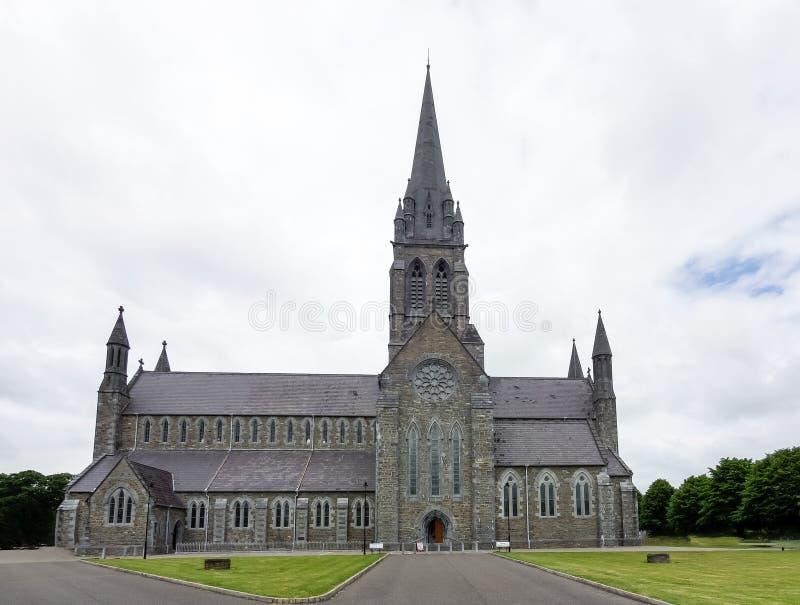 Церковь StMary в Killarney, Керри графства, Ирландии стоковые изображения rf