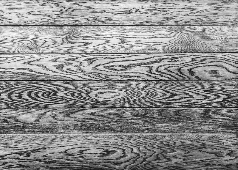 Черная белая предпосылка с деревянной текстурой планок стоковая фотография rf