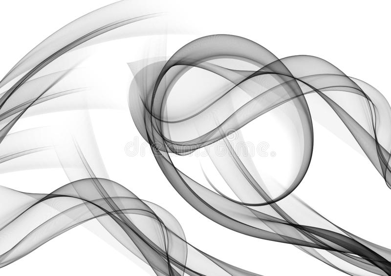 черная белизна Предпосылка 5 абстракции верхнего слоя стоковая фотография rf