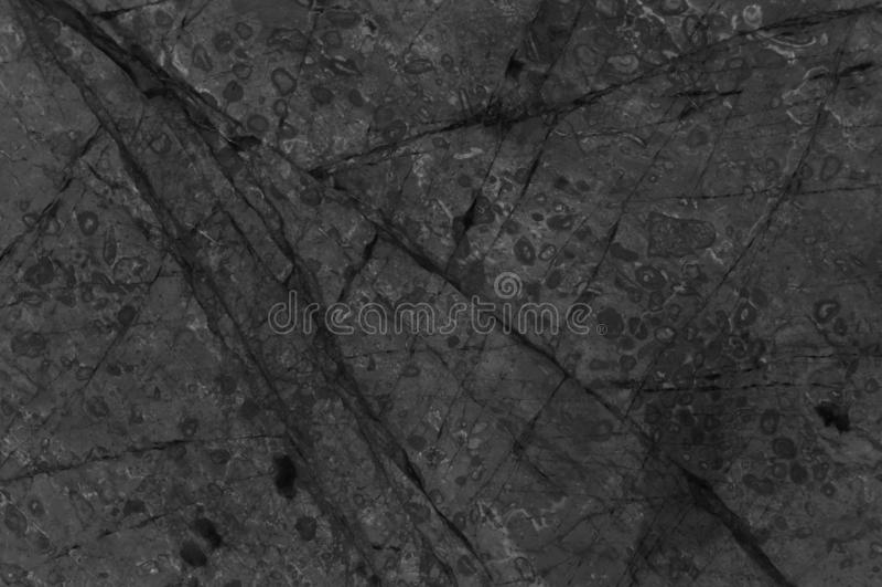 Черная или серая мраморная каменная предпосылка Темный серый мрамор, фон текстуры кварца Картина стены и мрамора панели естествен стоковое фото rf