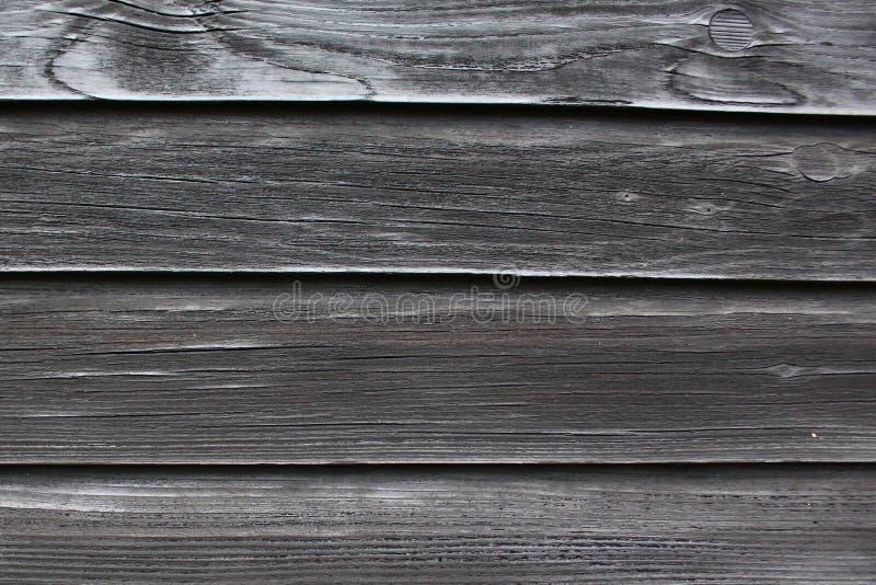 Черные деревянные доски стоковые фото