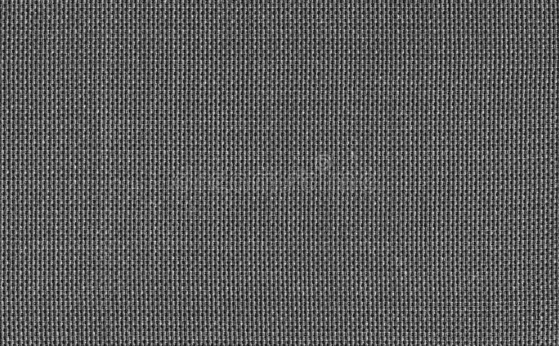 Чернота крупного плана или темный серый фон текстуры образца ткани цветов Черная линия прокладки дизайн цвета картины ткани или a стоковая фотография rf