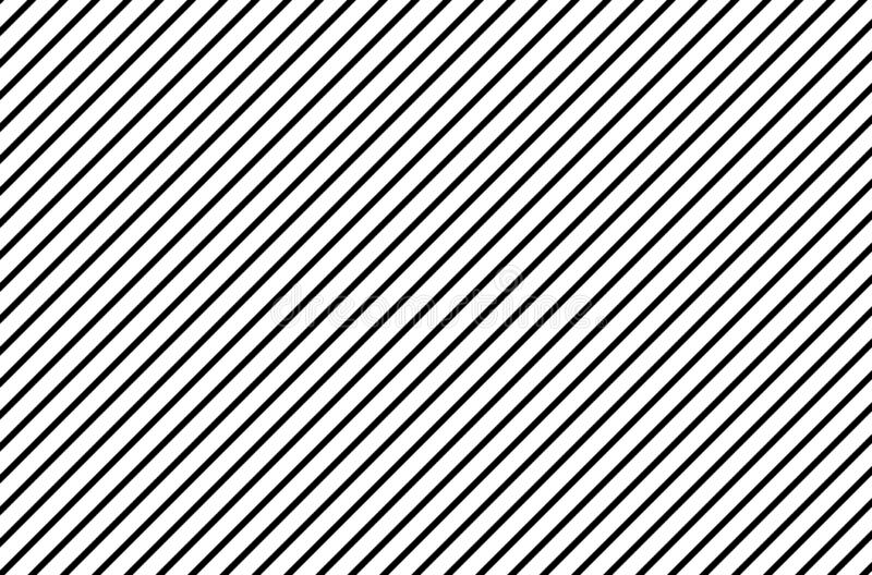 Черно-белые линии картина на предпосылке стоковое фото