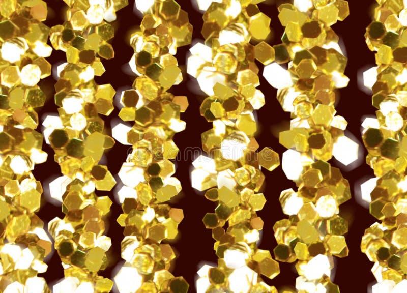 Рамки любов золота стоковые фото