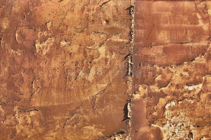 Ржавая scratchy текстура стоковое фото