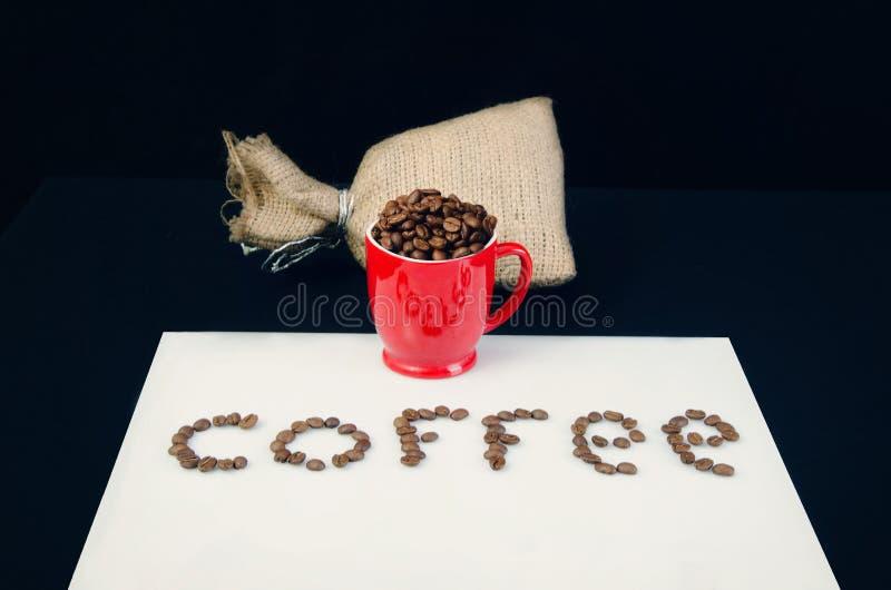 Ñup de café photographie stock libre de droits