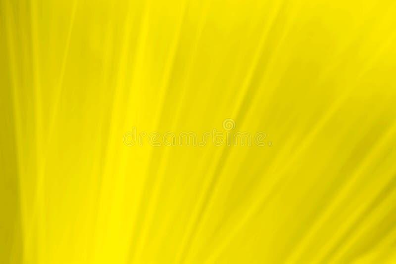 Żółty abstrakcyjne tło fotografia royalty free