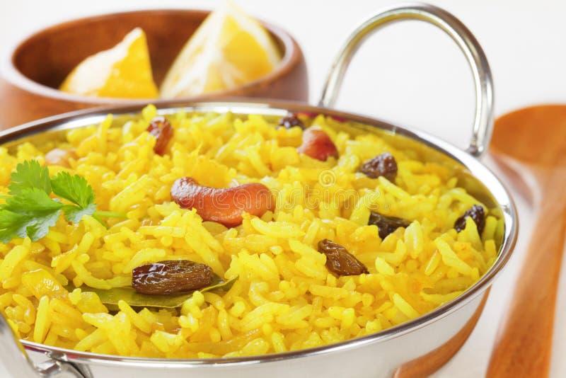 Żółty Rice zdjęcia stock