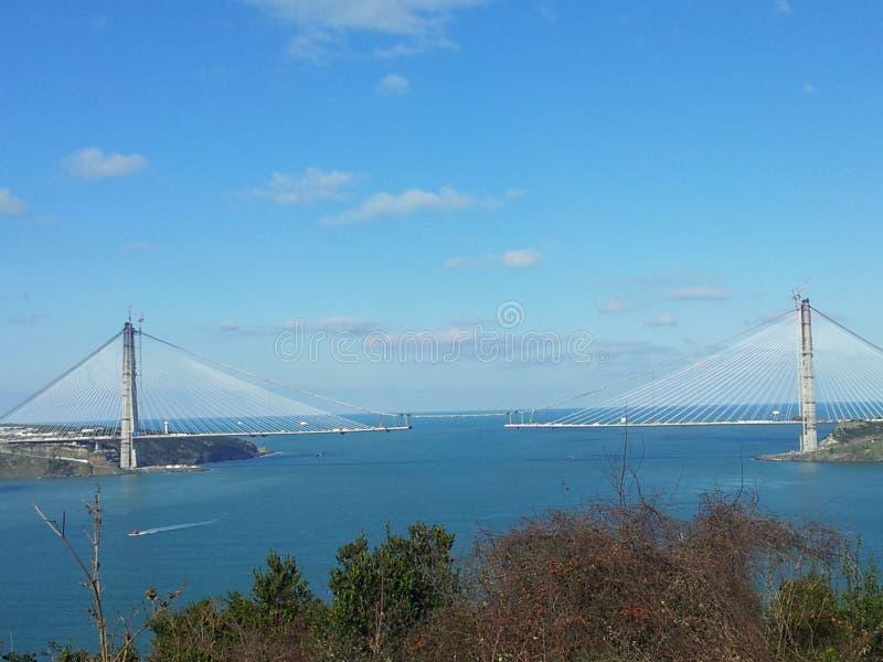 ó ponte de Turquia foto de stock