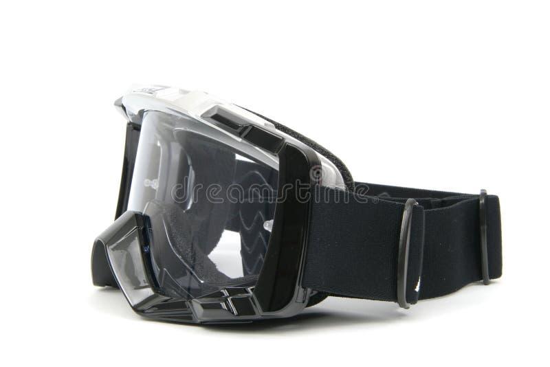 Óculos de proteção #3 de Moto fotografia de stock