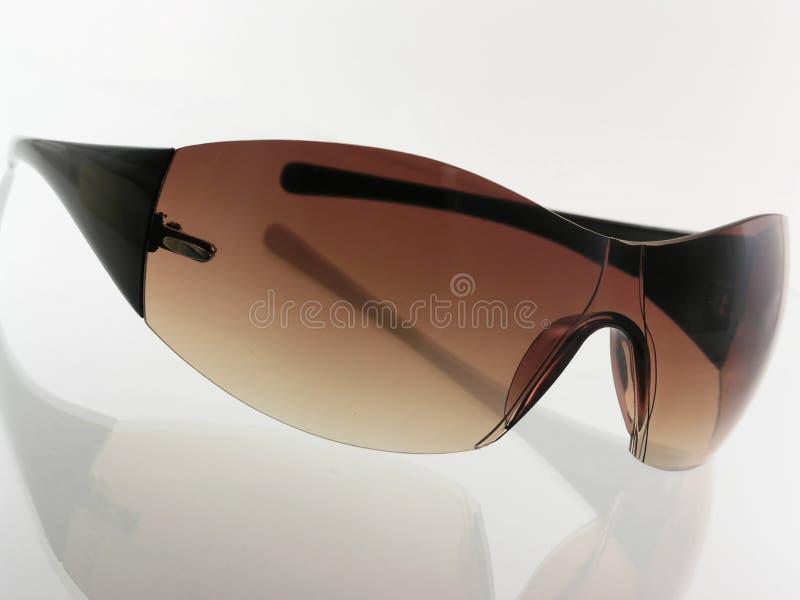Óculos de sol à moda fotografia de stock