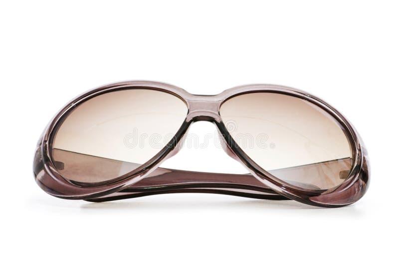 Download Óculos De Sol à Moda Isolados No Branco Foto de Stock - Imagem de estilo, máscara: 12812908