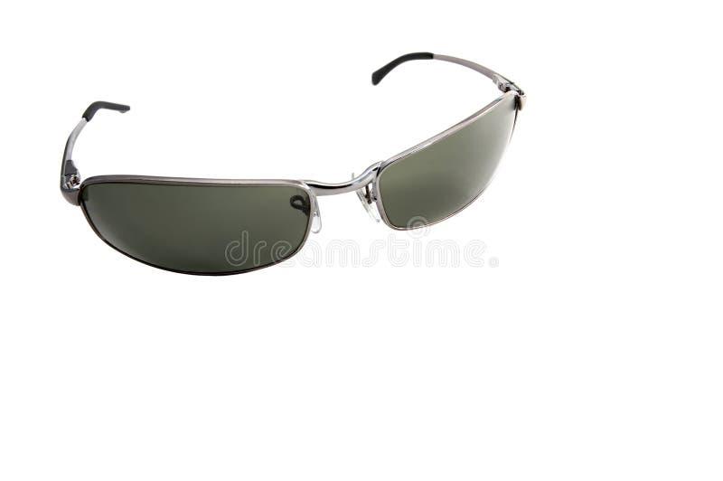 Óculos de sol do frame do metal foto de stock royalty free