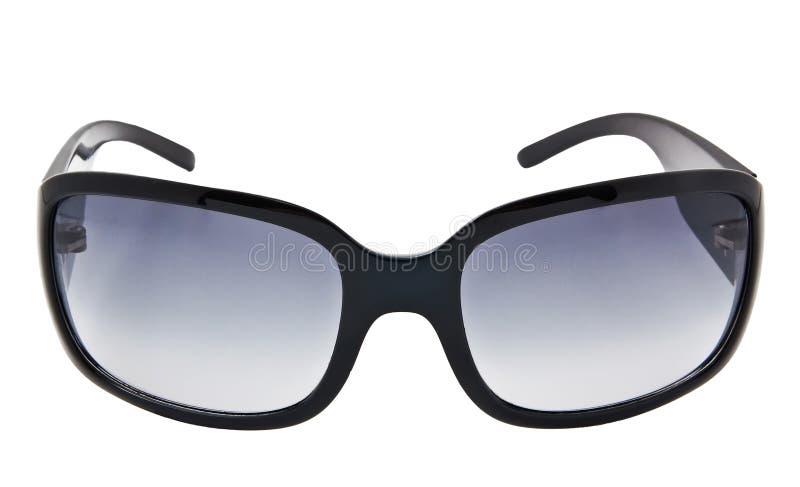 Óculos de sol pretos imagem de stock