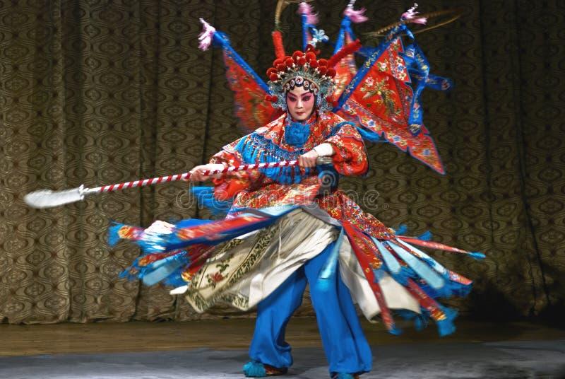 Ópera de Pekín fotos de archivo libres de regalías