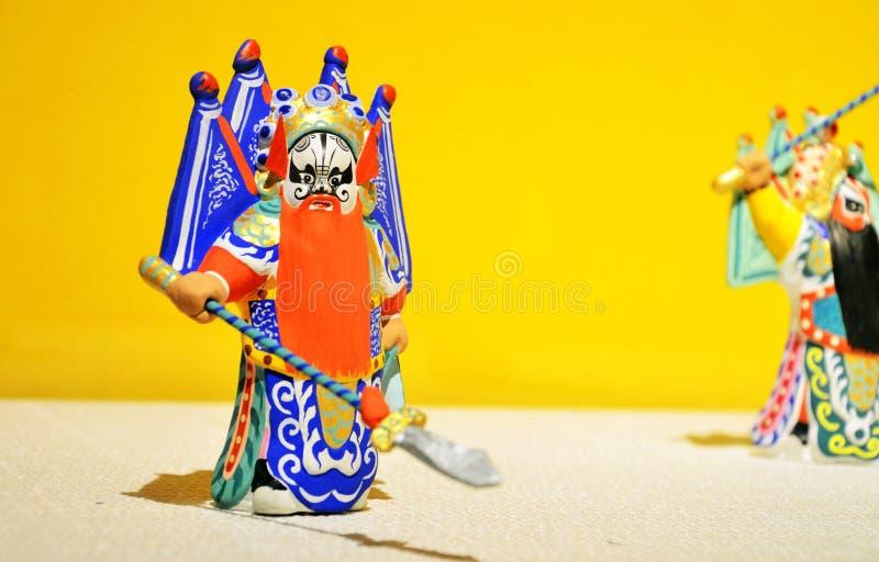 Ópera de Peking imagens de stock