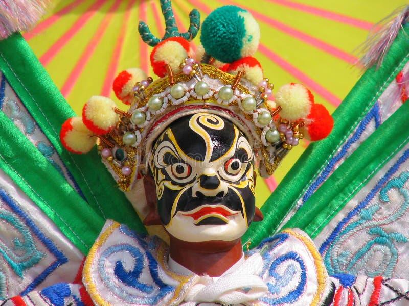 Ópera de Peking fotografia de stock