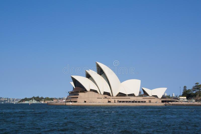 Ópera House fotografia de stock royalty free