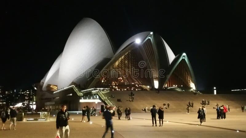 Ópera House foto de stock royalty free
