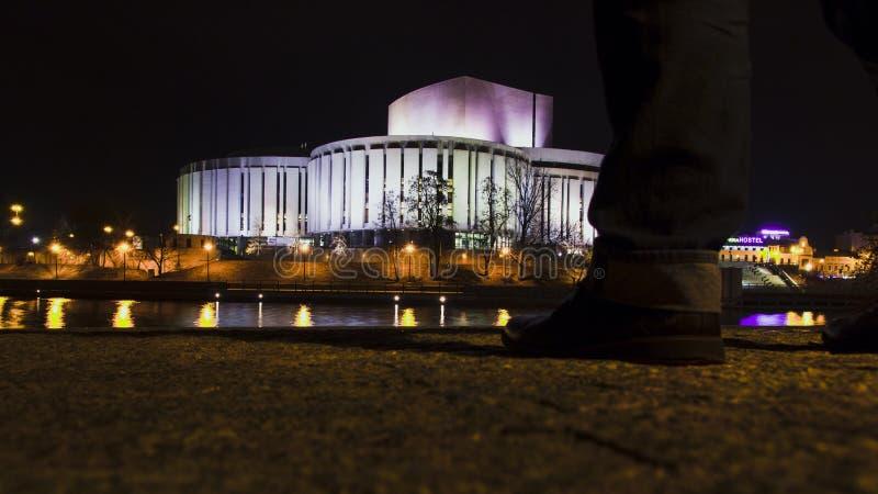 Ópera House fotografia de stock