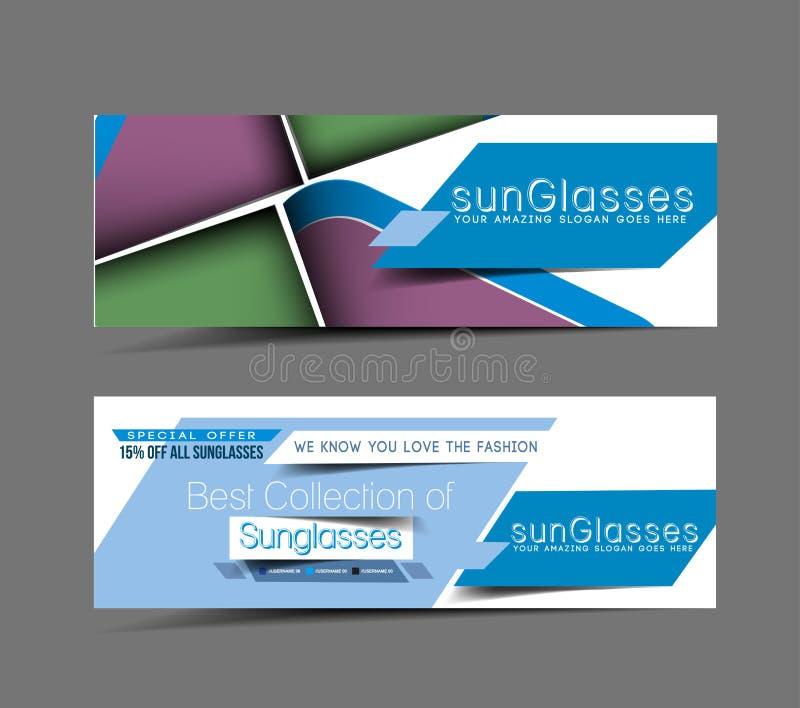 Óptico Sunglasses Store Heade libre illustration