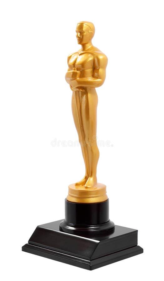 Óscar imagen de archivo libre de regalías