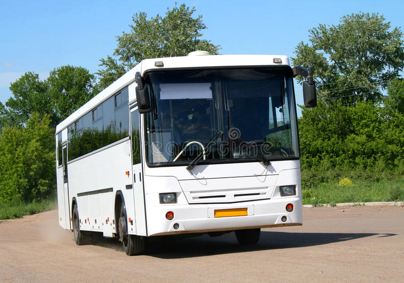 Ônibus imagens de stock