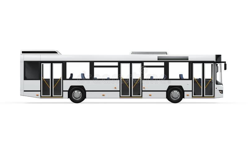 Ônibus da cidade  foto de stock