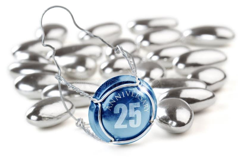 2ö Convite do aniversário 3D foto de stock royalty free