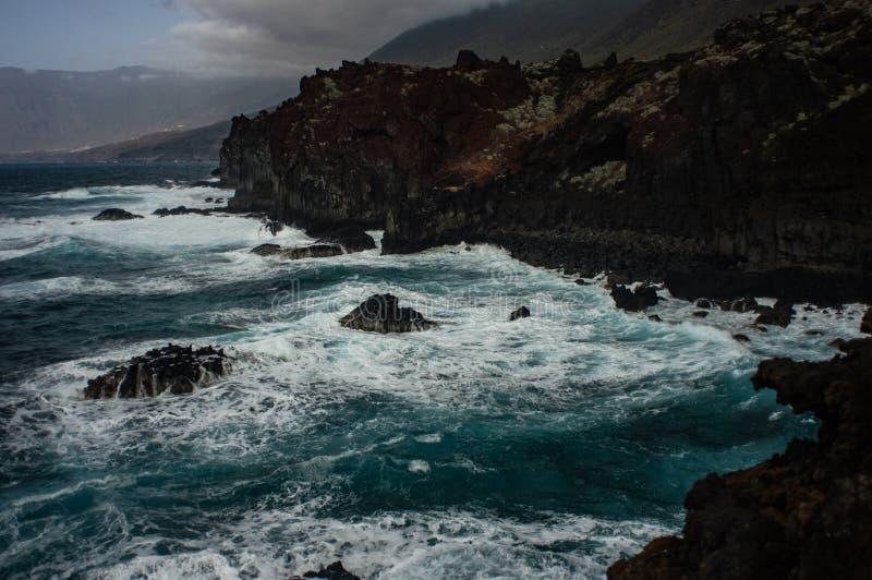 Ö för El Hierro - bild 4 royaltyfri foto