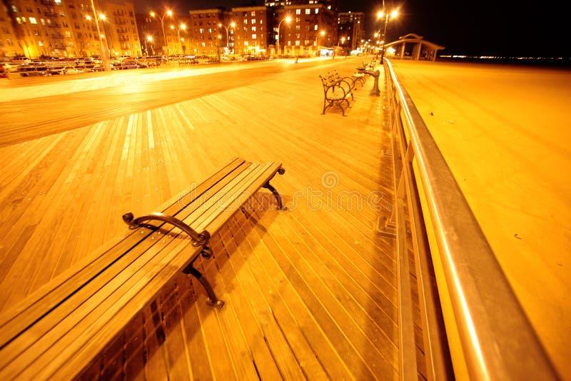 ö för strandbrighton coney arkivfoton