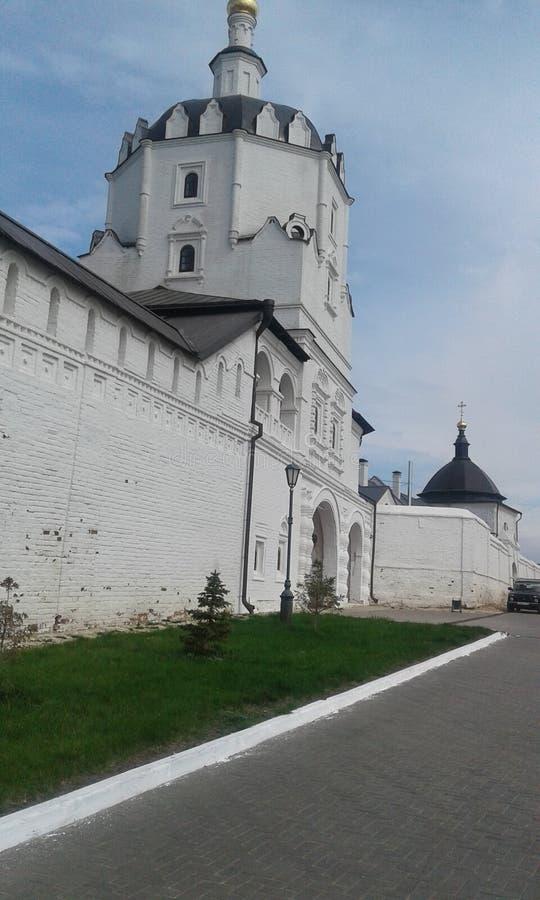 Ö-hagel Sviyazhsk arkivfoto