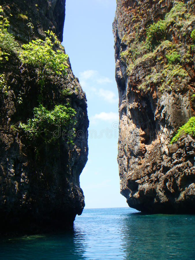 öar arkivbild