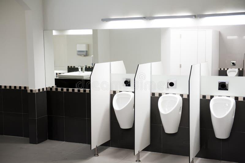 Öffentlichkeit WC stockbild