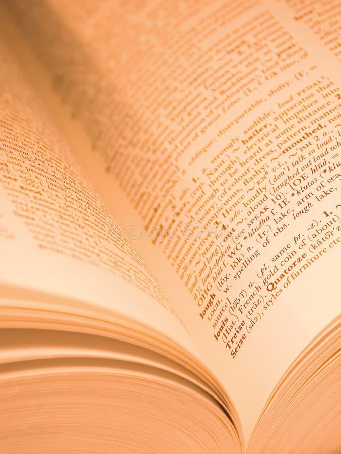 Download Öffnen Sie Buch stockfoto. Bild von thesaurus, roman, rolle - 47412