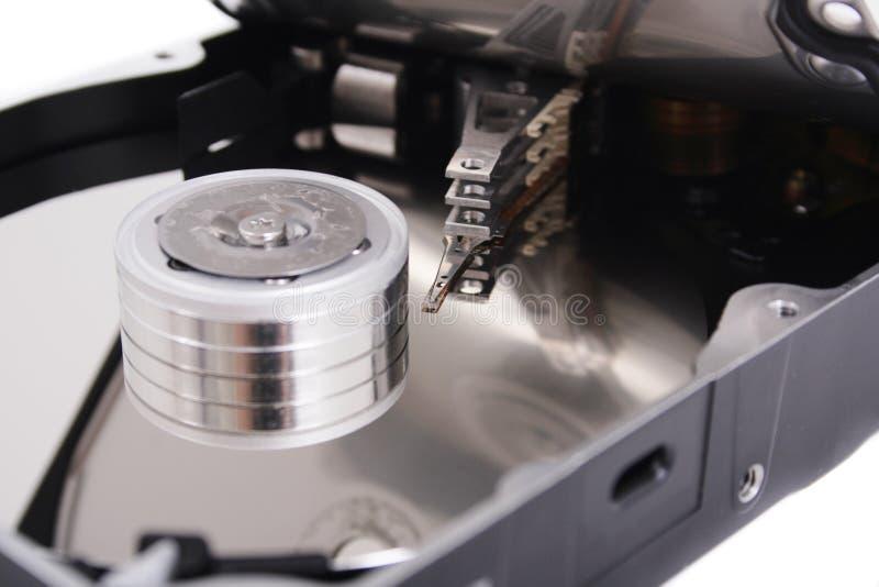 Öffnen Sie Festplattenlaufwerk stockbilder