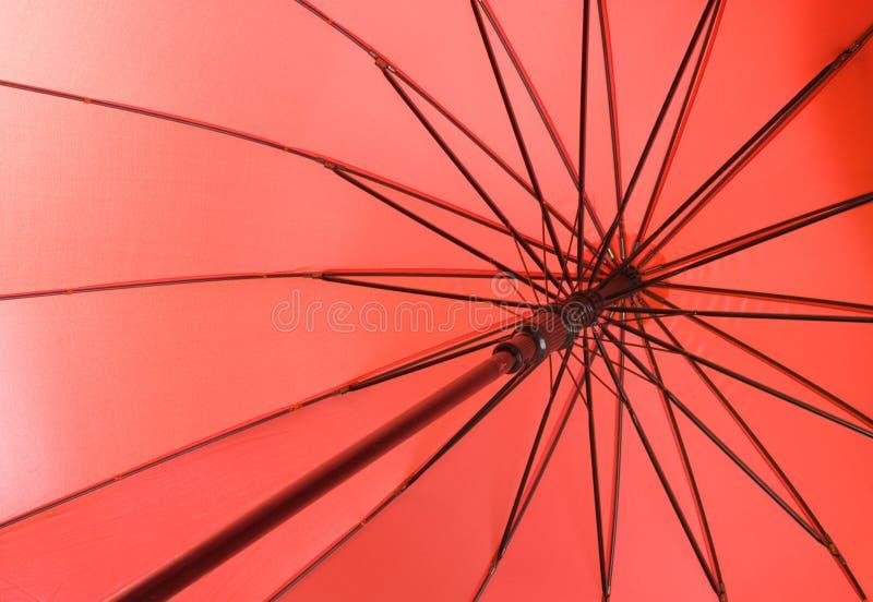 Öffnen Sie Regenschirm lizenzfreie stockfotos