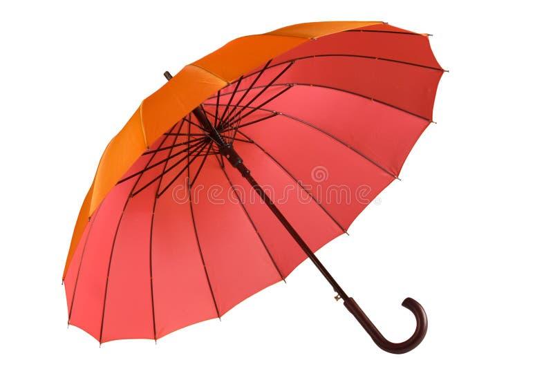 Öffnen Sie Regenschirm stockfotografie