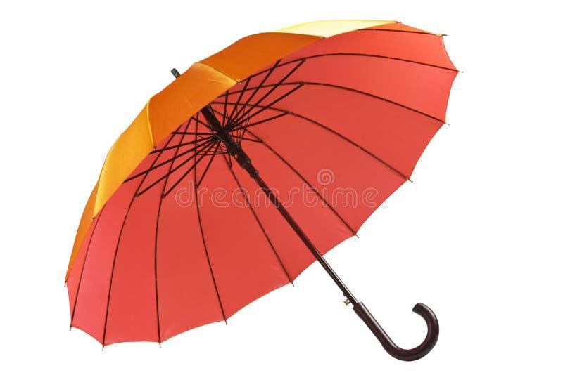 Öffnen Sie Regenschirm stockfoto
