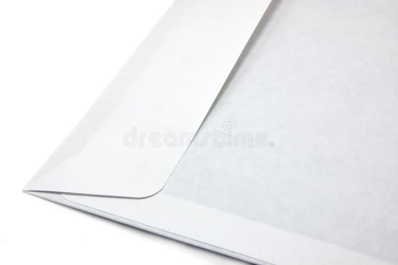 Öffnen Sie Umschlag rechts lizenzfreie stockfotografie