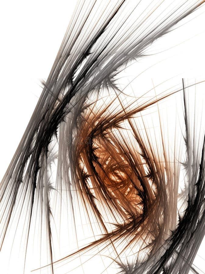öga vektor illustrationer