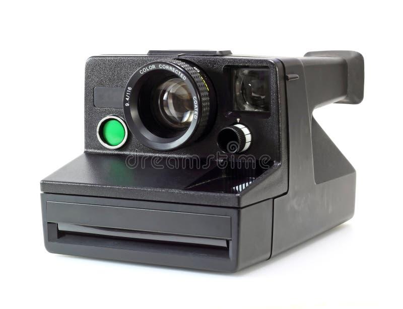 Ögonblicklig kamera arkivbild