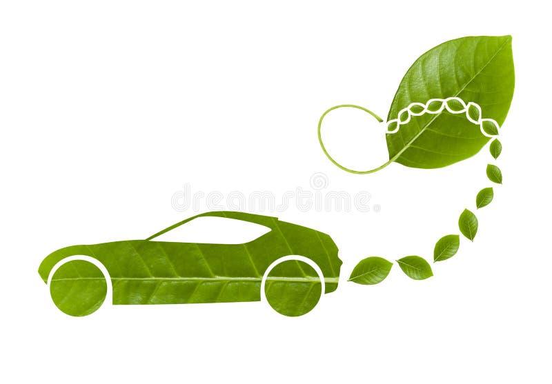 Ökologie-Auto II stockbilder