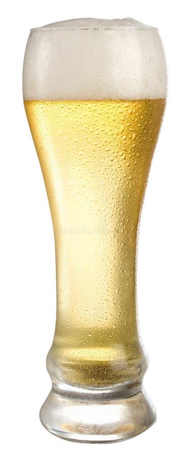 öl fryst exponeringsglas royaltyfria foton