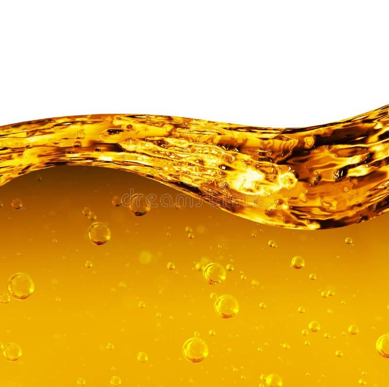 Öl-Hintergrund lizenzfreie abbildung