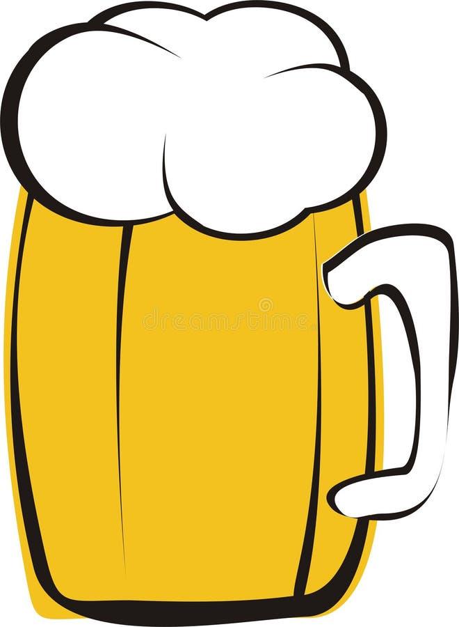 öl rånar stock illustrationer